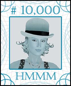 HMMM Stock Certificate #10,000