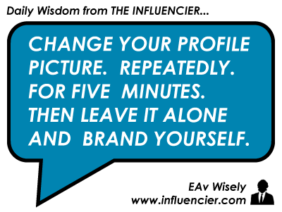 Empire Avenue Wisdom 010 - Change Your Profile Picture.