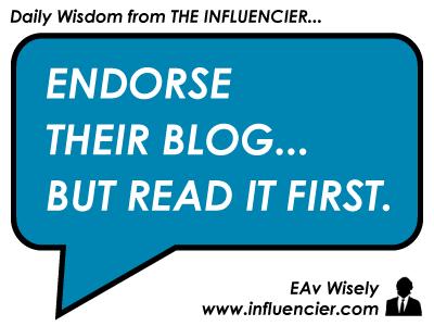 Empire Avenue Wisdom 020 - Endorsed