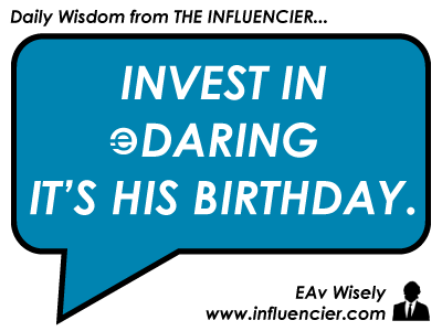 Empire Avenue Wisdom 027 - Happy Birthday