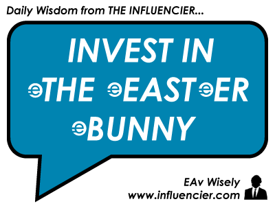 Empire Avenue Wisdom 029 - Happy Easter